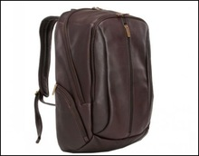 men business backpack pu leather