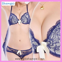 2014 ladies sexy net bra sets sexy bra panty set