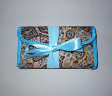 2014 stylish lovely jewelry wallet