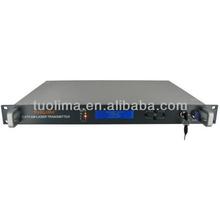 China Supplier Zhejiang Hangzhou Tuolima Haoonet Brand Optical FM Transmitter
