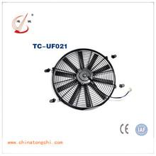 "16"" 12V Slim Radiator Cooling Thermo Fan&16 inch car fan"