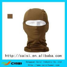 Neoprene safe support riding mask