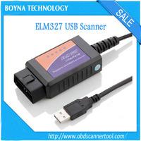 2015 OBD/OBDII Scanner ELM 327 Car Diagnostic Interface Scan Tool ELM327 USB Supports All OBD-II Protocols