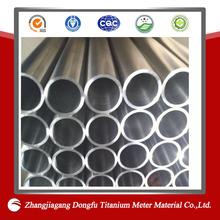astm b861 gr2 titanium seamless tubing/tube/best price titanium pipe