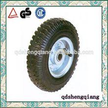 Small Pneumatic Rubber Wheel 8 inch 2.50-4