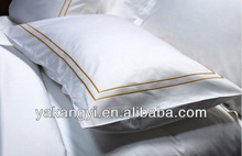 100%cotton home and hotel pillowcase /pillow cover /pillow slip