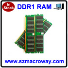wholesale liquidation pc ddr 333 256mb pc400 ddr ram assembly
