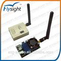 G430 FPV RC avião 5.8 G 1.2 W 6 - 8 km de longo alcance Audio Video transmissor e receptor