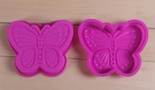 Butterfly Shape Chocolate Sugar Ice Cake Decorating Silicone Mini Cube Craft Fondant Mold Tray Baking Mold Cups
