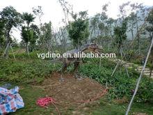 VG1374-simulated dinosaur playground equipment