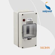 Household & Industrial Waterproof Breaker Electrical Power Distribution Box (56CB4N)