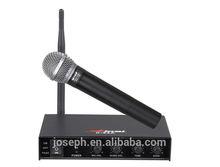 C-23A VHF cordless microphone