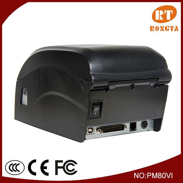 Mini Stampante Etichette 80mm Mini Stampante di