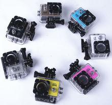 underwater sports cam Brosfuture X1HDR Sports Camera Full HD1080@60fps waterproof 60M 1.5'' screen F2.0 6G photo 12MP
