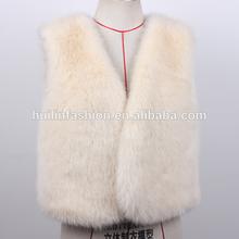 2014 china product wholesale latest design OEM faux fur coat