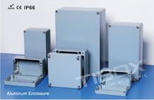 TIBOX distribution box- Aluminum enclosure