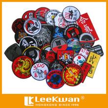 Customized Logo Jiu jitsu Embroidery Patch