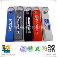 popular creation,felt keyholder strap, any type felt lanyard