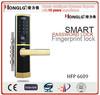 Honglg wireless digital fingerprint sliding door lock