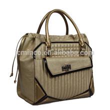 hot sale high quality pu handbag ,elegent royal blue bag,stylish PU handbag