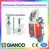 2014 Update Polyurea Waterproof Roof Coating PU Foam Machine (CE Certification)