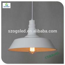 Vintage ceiling lights /metal pendant lamps for hotel or industrial decoration china manufacturer/new arrival 2014