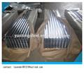 yuntong de zinc de aluminio para techos hojas