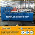 De alto rendimiento de los neumáticos de goma de la máquina de reciclaje/de neumáticos de chatarra de acero de la línea de separación