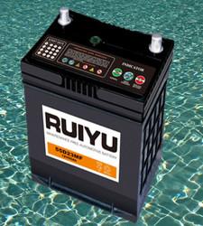 55D23L MF 12V60AH korea quality best price batterie auto Car Battery