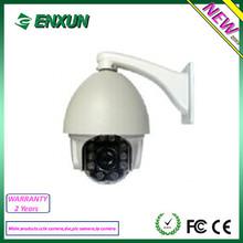 Star Product! ONVIF HD 2MP (1080p) IR IP PTZ Dome Camera, Outdoor IP 66