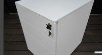 office storage unit steel BBF with castor at File drawer steel pedestal