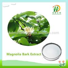 100% Natural Magnolia Bark Extract,magnolia officinalis bark extract,officinal magnolia bark extract