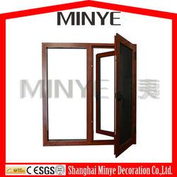 Hot Sale Aluminum Windows Double Tempered Glass Cheap Aluminum Casement WIndow