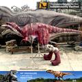 Meu Dino - tamanho real CE Animatronic dinossauro adulto traje