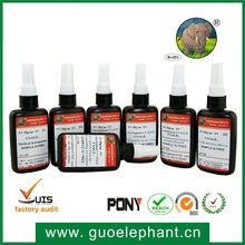 guoelephantUV LCD Glue LOCA Liquid Optical Clear Adhesive for Samsung iPhone 5+UV Light