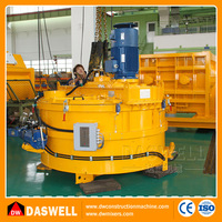 Portable Hopper Concrete Planetary Mixer With Plastic Drum Price
