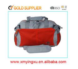 2014 travel luggage bag , top quality nylon luggage bag belt