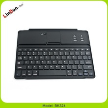 Mini Aluminium Bluetooth Wireless Metal Keyboard Case for iPad 4 3 2