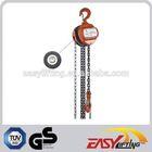 crane hoist/3 ton hoist crane/specifications of chain block