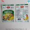 Custom printing food grade plastic smacked spice bag for monosodium,pepper