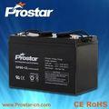 produttore vrla batteria utilizzata per il sistema di energia solare 12v 100ah