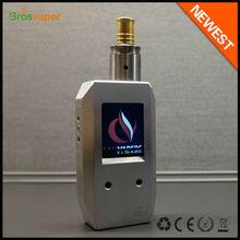 2014 hottest e cigs gi2 100 watt mod gi2 mod clone gi2 clone with TFT display