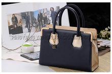 women china manufacturer PU handbag 2014 handbag popular handbag
