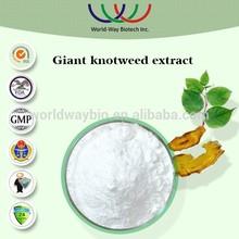 free sample resveratrol,HACCP FDA KOSHER strong antioxidant 100% NATURE trans resveratrol 99% from knotweed