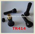 snap em automóveis de passageiros tr414 válvula do pneu