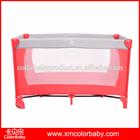Folding baby playpen bed baby crib BP406A