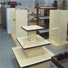 Practical store fixtures for garment display