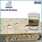 Natural stone moisture repellent/waterproof floor coating
