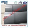Iso / ASTM / JIS / / BS estándar gris a granel de tubos de PVC ( 200 mm )