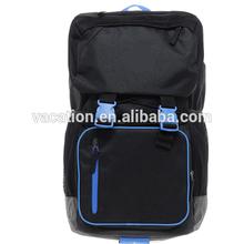 50L black backpack rain cover